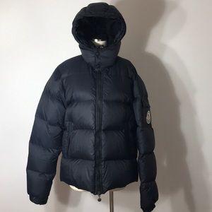 moncler mens valance hooded puffer jacket